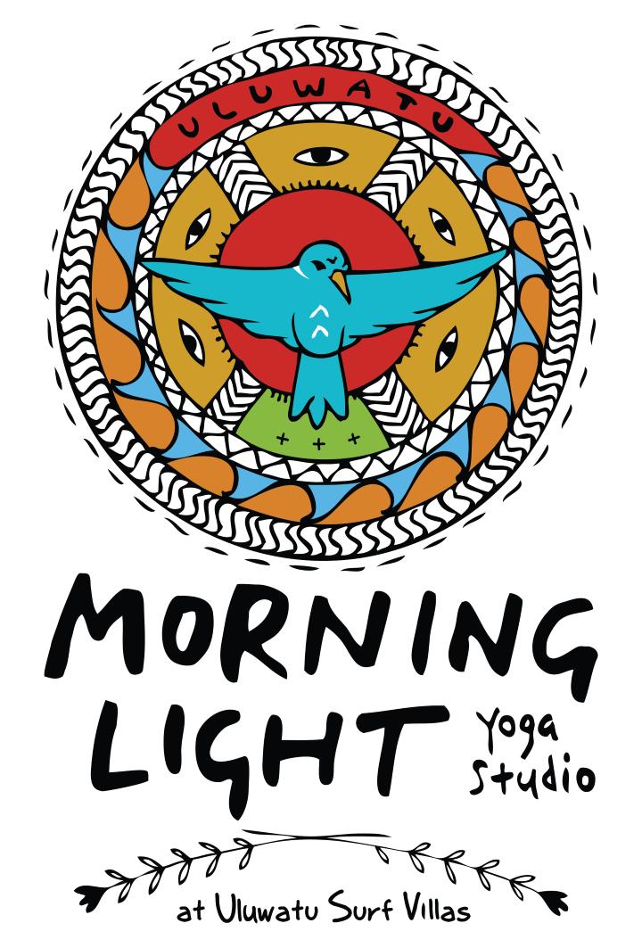 BaliSpirit Morning Light Yoga Logo