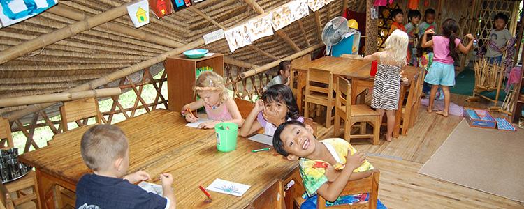 Pelangi school in Ubud best international schools in Bali