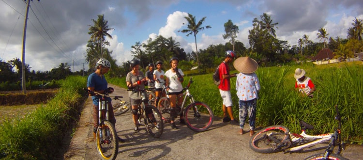 Ubud activities Sepeda Bike Tours what to do in Ubud