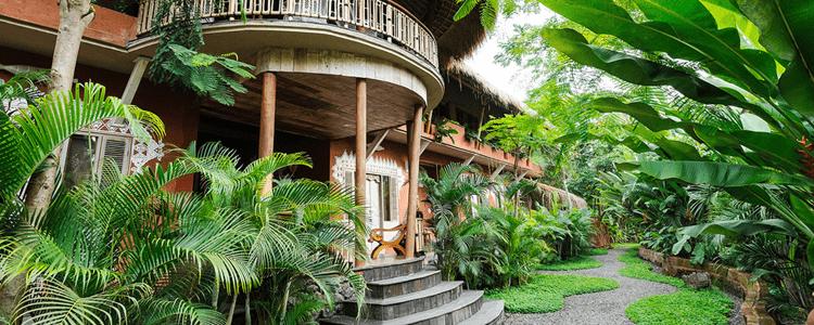 Ubud activities - visit The Yoga Barn in Ubud Bali