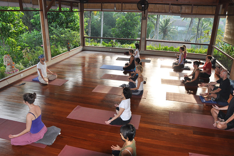 13 SIGNS YOU'RE OFFICIALLY AN UBUD YOGI Yoga Barn