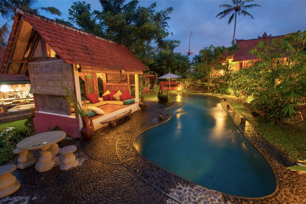 Hati Suci Rustic Luxury Sanctuary
