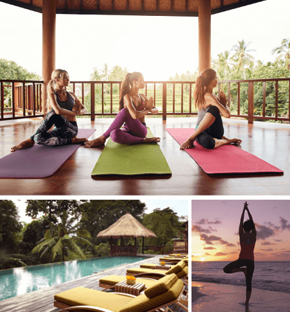 yoga goddess retreat