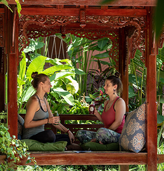 7-day personal yoga retreat
