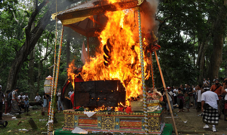 cremation ceremony
