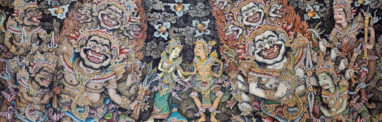 discover art in bali