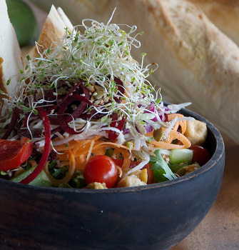 the top healthy ubud restaurants