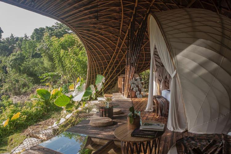 Best Ecolodges in Bali Bambu Indah
