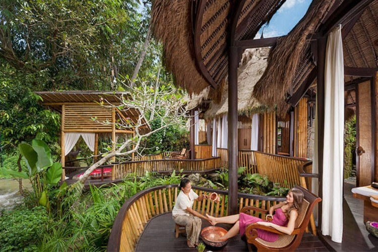 Best Ecolodges in Bali Fivelements