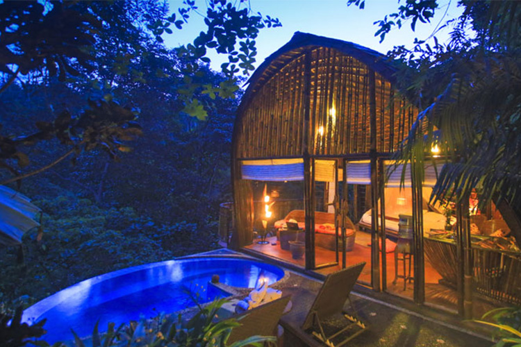 Best Ecolodges in Bali Villa Pererepan