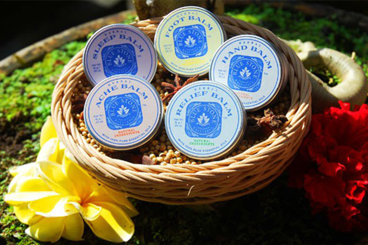 THE BEST ECO SOUVENIRS OF BALI - GIVING BACK WHILE GIVING YOURSELF BLUE STONE BOTANICALS