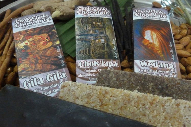 THE BEST ECO SOUVENIRS OF BALI - GIVING BACK WHILE GIVING YOURSELF CHOK CHOK CHOCOLATE