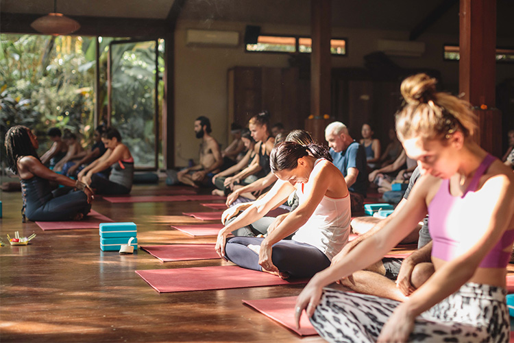 THE BEST ECO SOUVENIRS OF BALI - GIVING BACK WHILE GIVING YOURSELF Yoga Barn Gift Voucher