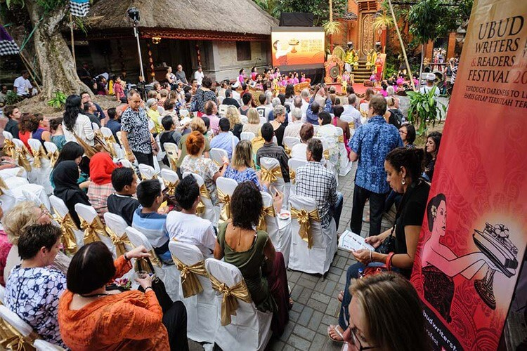 THINGS TO DO IN BALI IN OCTOBER Ubud Writers and Readers Festival