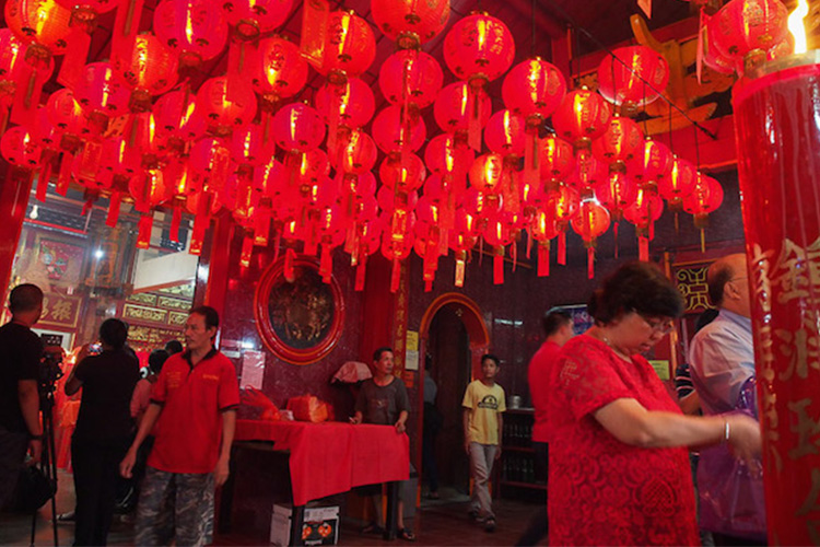 Things to do in Bali ini January and February Chinese New Year