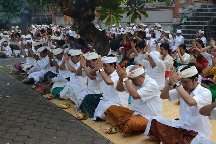 Things to do in Bali in January and February Siwa Ratri The Night of Shiva