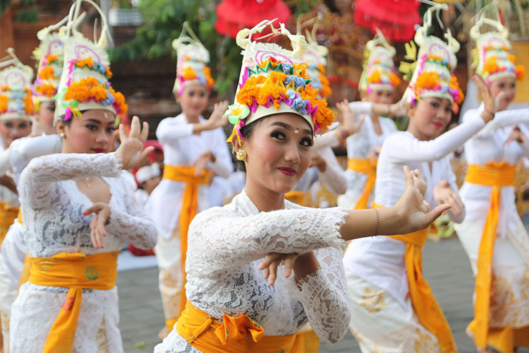 Things to do in Bali in January and February Tumpek Krulut