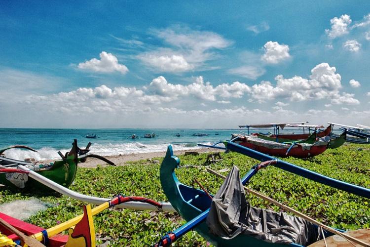 Weather in Bali - endless sunshine during dry season
