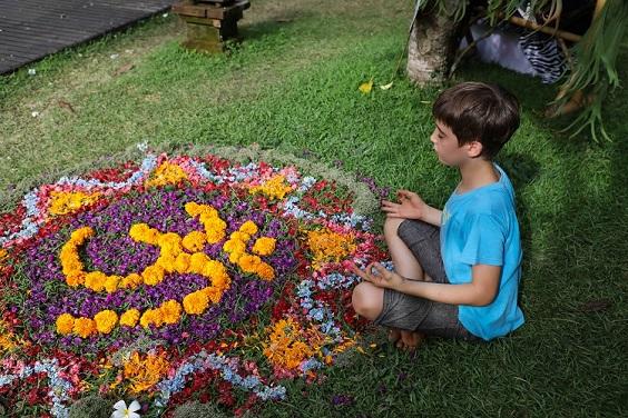 Balinese Om Symbol | Balinese Hinduism | BaliSpirit
