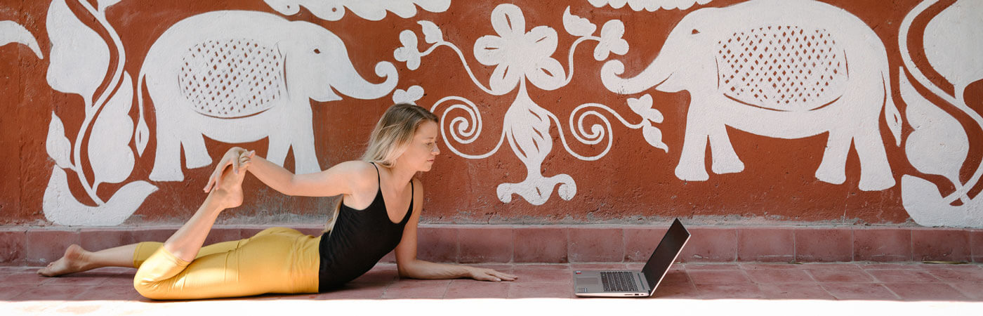 bali online yoga teacher trainings