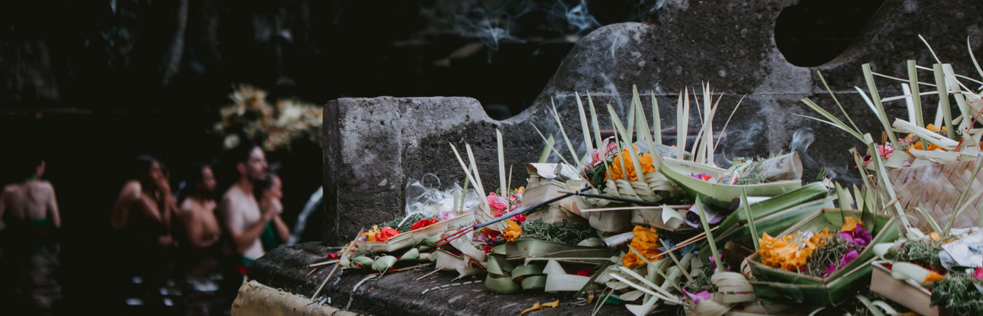 balians and healing arts | healing in bali