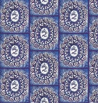 balinese om symbol