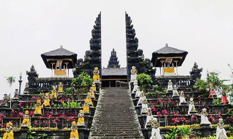 odalan - balinese temple festival