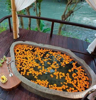 discover unique spas in bali