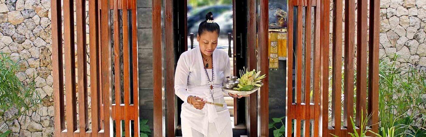 finding healing in bali