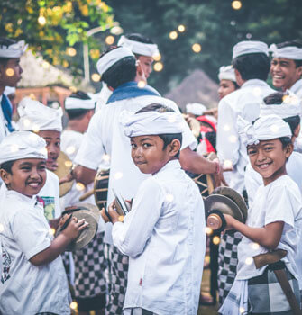 finding the truth in modern times: ask the balinese
