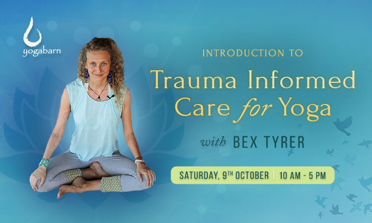 introduction to trauma-informed care for yoga