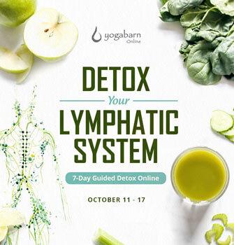 online 7-day lymphatic detox