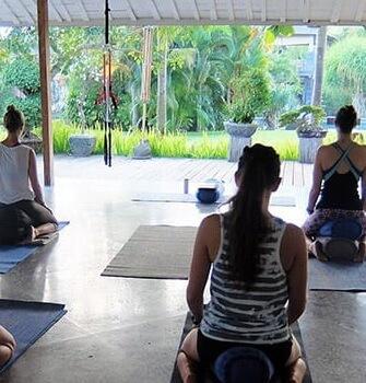 over 50's wellness retreat