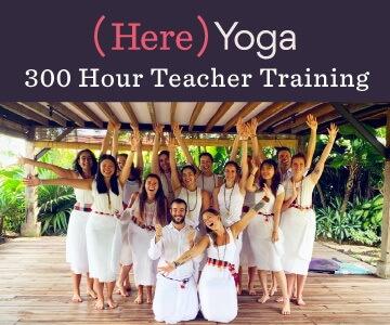 passion & purpose 300 hour yoga teacher training