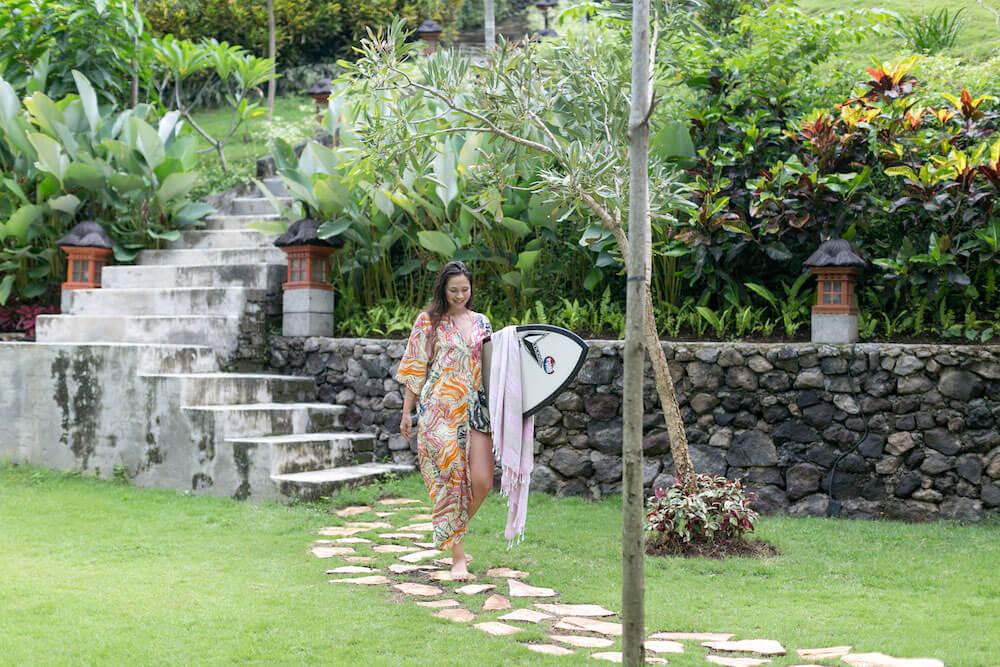 pelan pelan bali - vitalising surf & yoga retreat