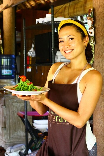 raw food chef & detox teacher training