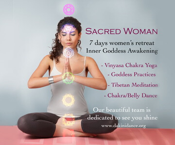 sacred woman retreat