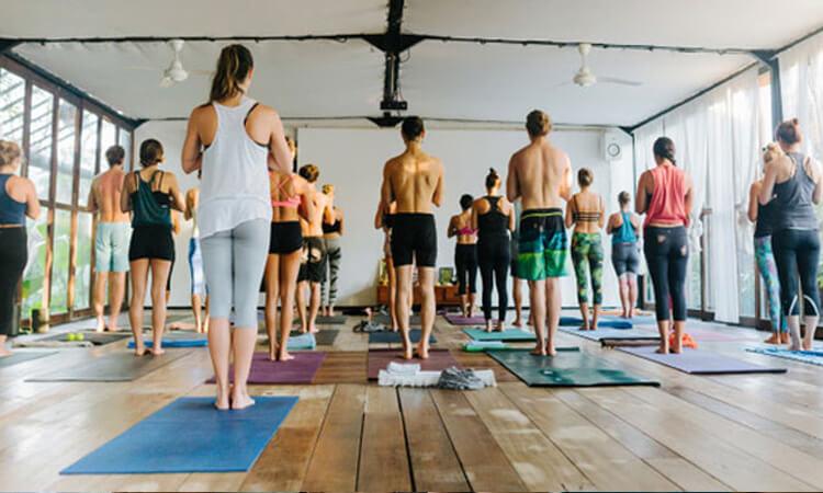 Yoga Class Schedule - Yoga Studios in Bali