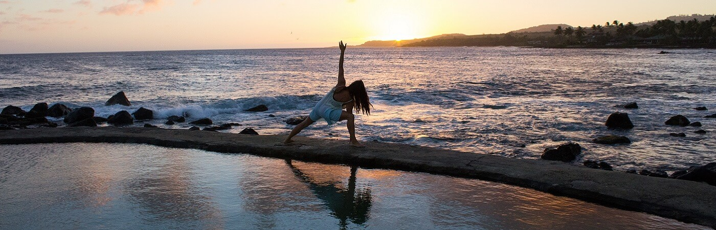 surf and yoga in bali