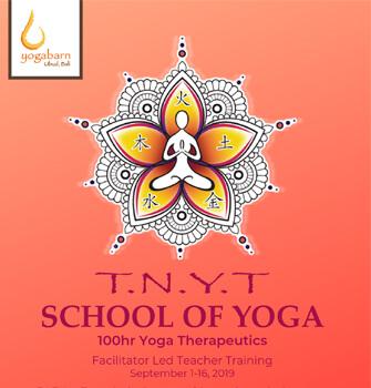 tnyt 100hr yoga therapeutics teacher training