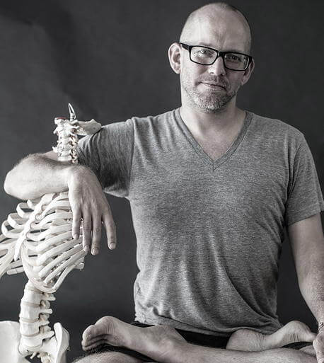 yin variations teacher training  with joe barnett