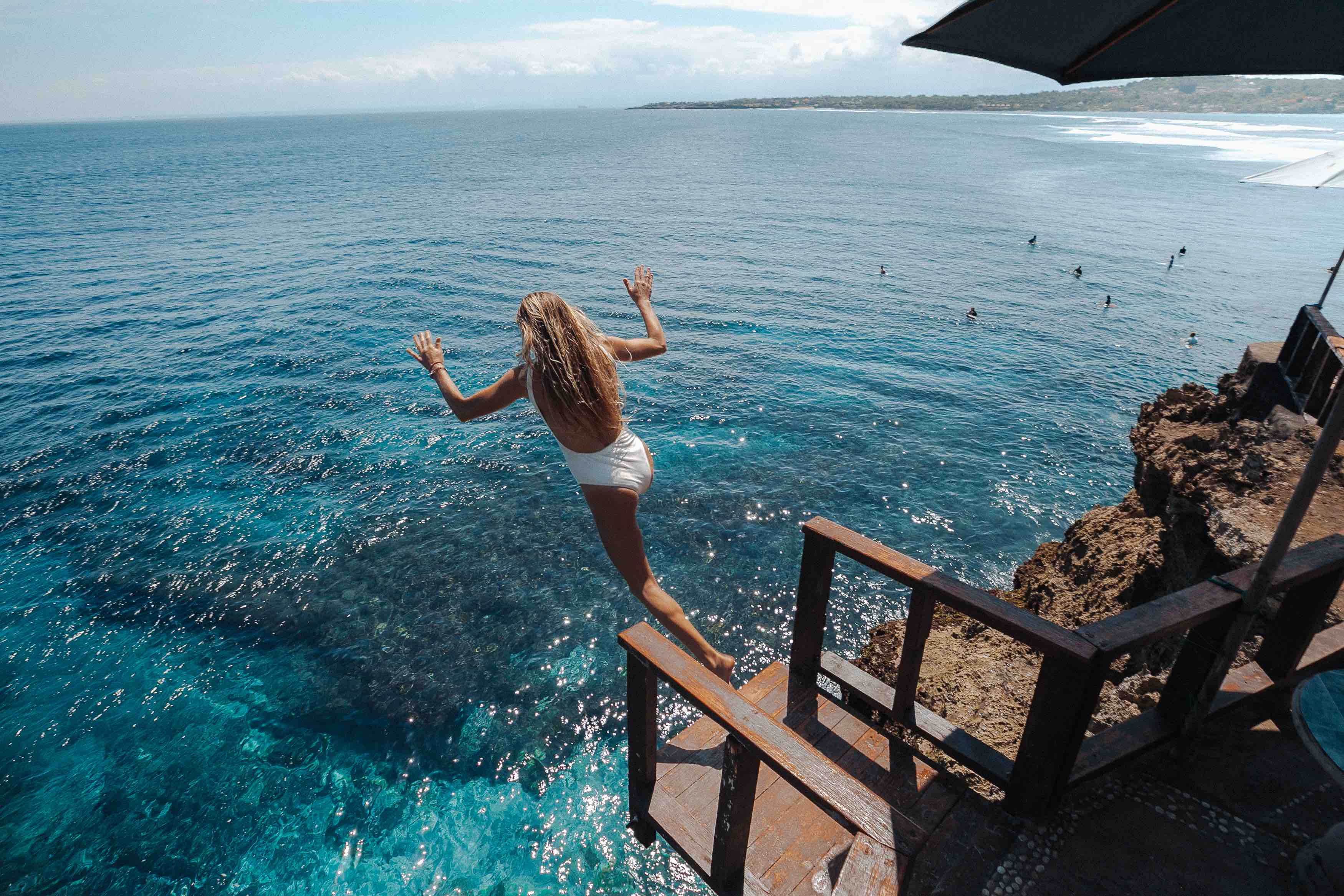 yoga and surf retreat in lembongan (bali)